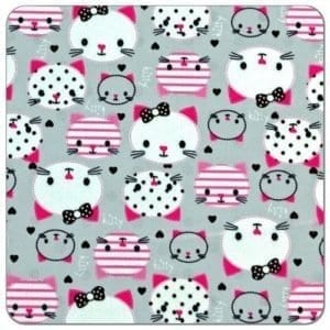 PUL Pink Kitty